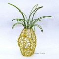 <b></b> Candle Holder Wire Pineaple