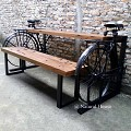 <b></b> Dining Table Railway Bicycle