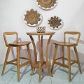 <b></b> ethnic dining chair