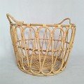 <b></b> wicker rotan basket