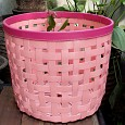 <b></b> Bamboo basket Cir M