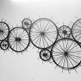 <b></b> bicycle wall deco velk