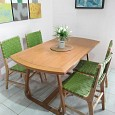 <b></b> ethnic dining table set